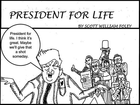 PRESIDENT FOR LIFE