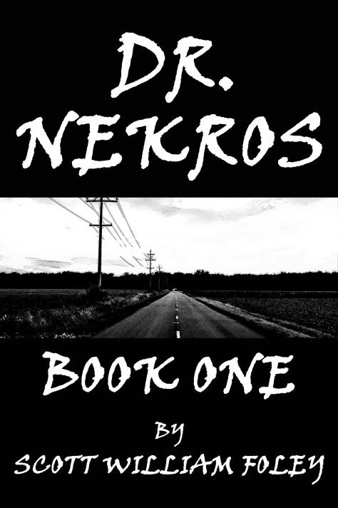 DR NEKROS BOOK ONE E EDITION COVER