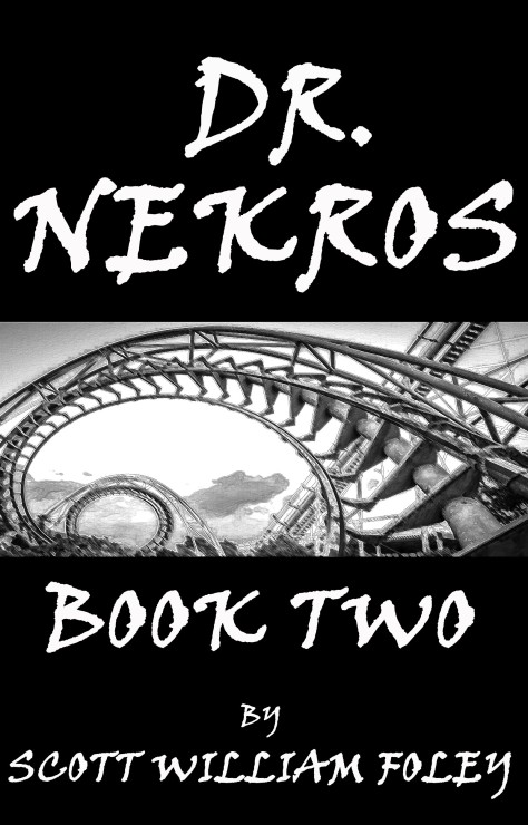 Dr Nekros Book Two Cover