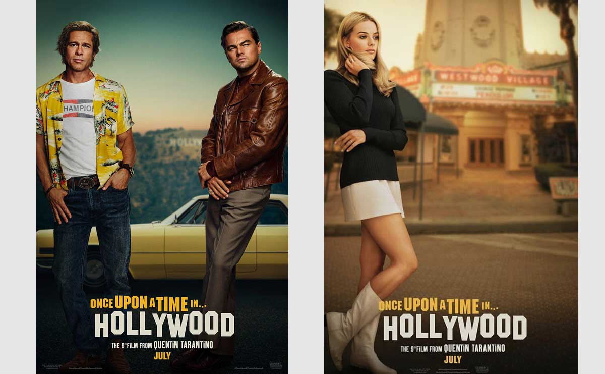 Hollywood-character-posters