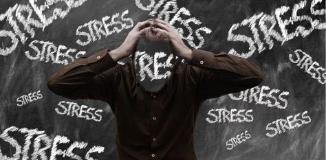 stressed ou